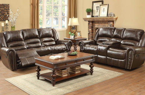Hyden - Power Recliner Living Room Set