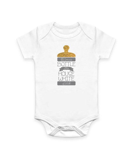 Personalised Baby Rompers