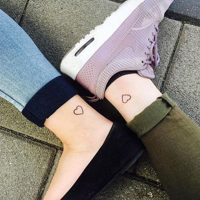 30 of the Best Matching Tattoos to Get with Your Most Favourite Person