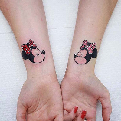 30+ Unique Disney Tattoo Ideas for Women