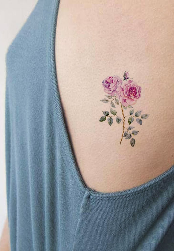 50 Of The Most Unique Flower Tattoos Ideas That Are NOT