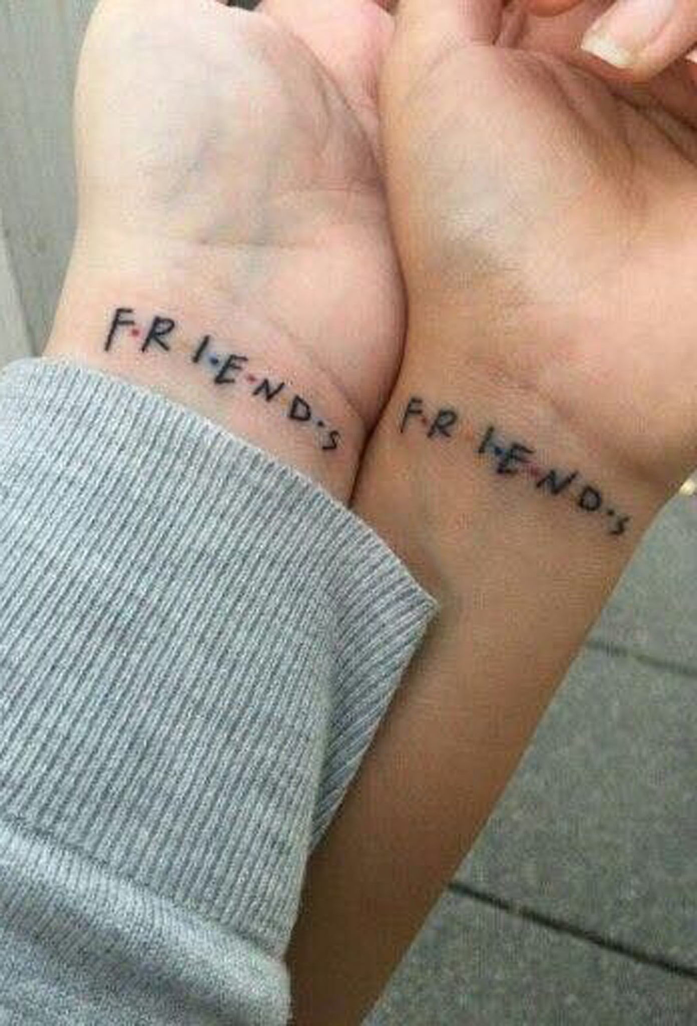 Small Best Friend Tattoos - Images for Tatouage