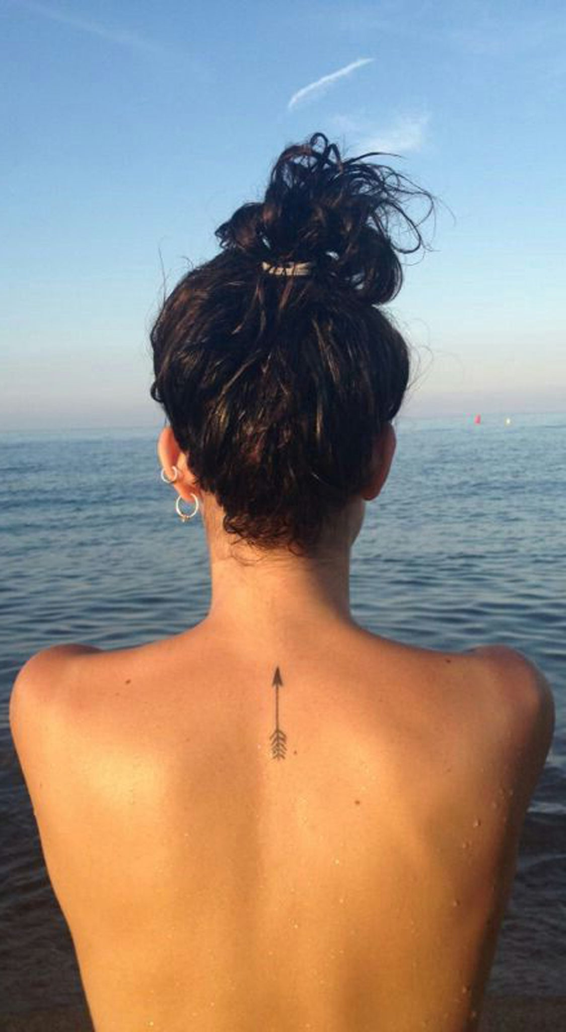 Tattoo Small Back: 50+ Inspirational Spine Tattoo Ideas For Women With