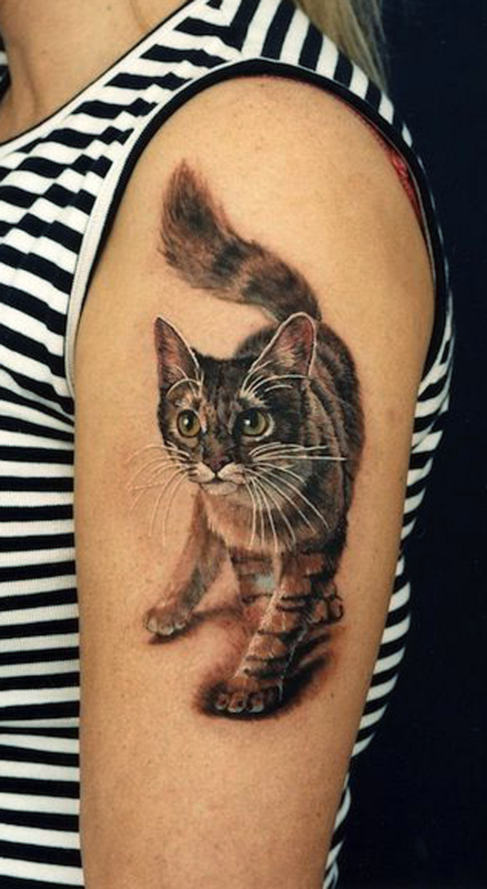 Dog And Cat Tattoo Ideas
