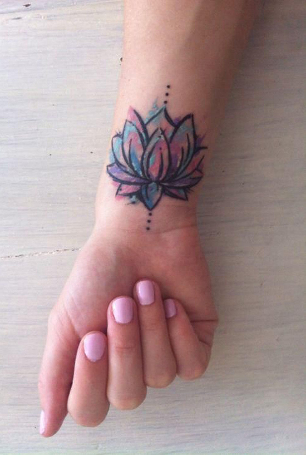 100 most popular lotus tattoos ideas for women mybodiart. Black Bedroom Furniture Sets. Home Design Ideas