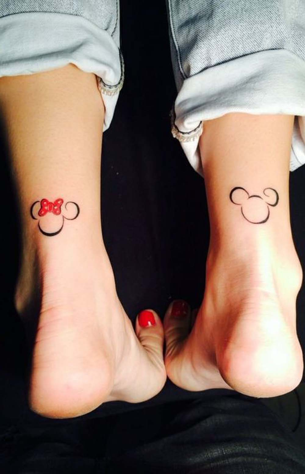 30 Unique Disney Tattoo Ideas For Women Mybodiart