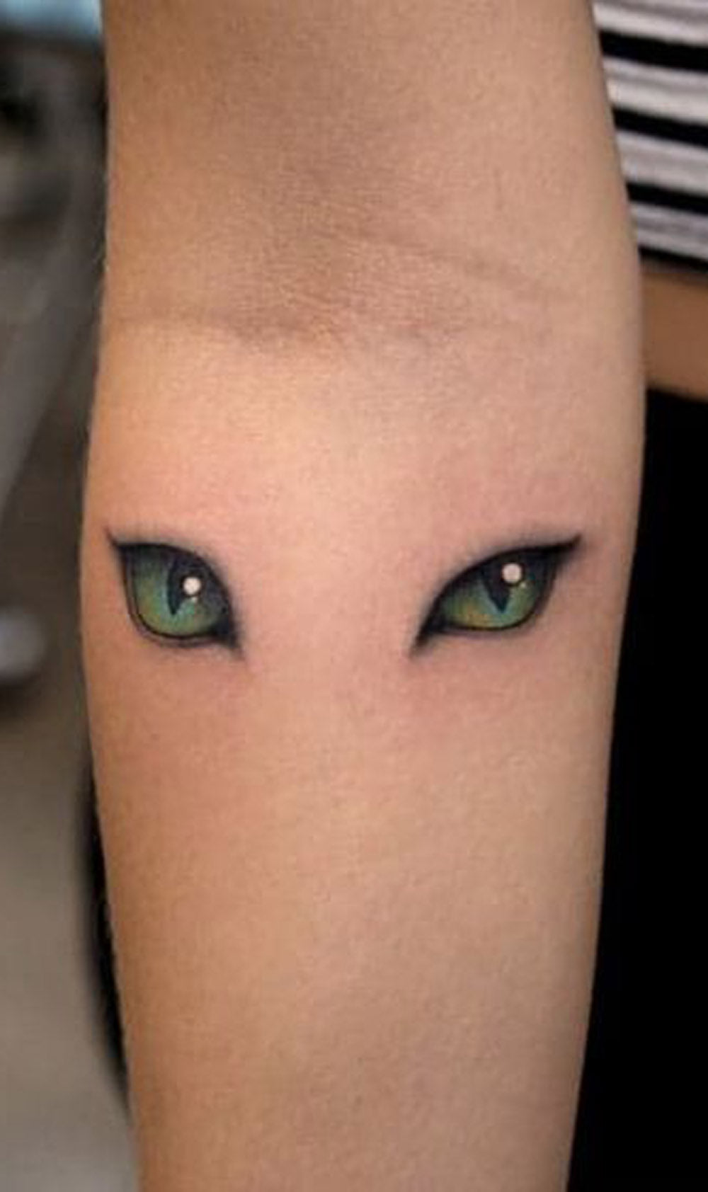 20 Cute Simple Cat Tattoo Ideas For Kitty Lovers Mybodiart