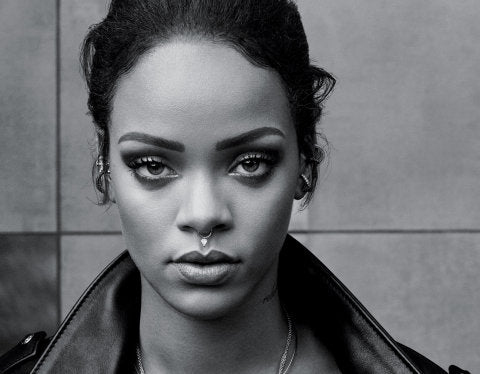 Rihanna Septum Piercing Jewelry at MyBodiArt