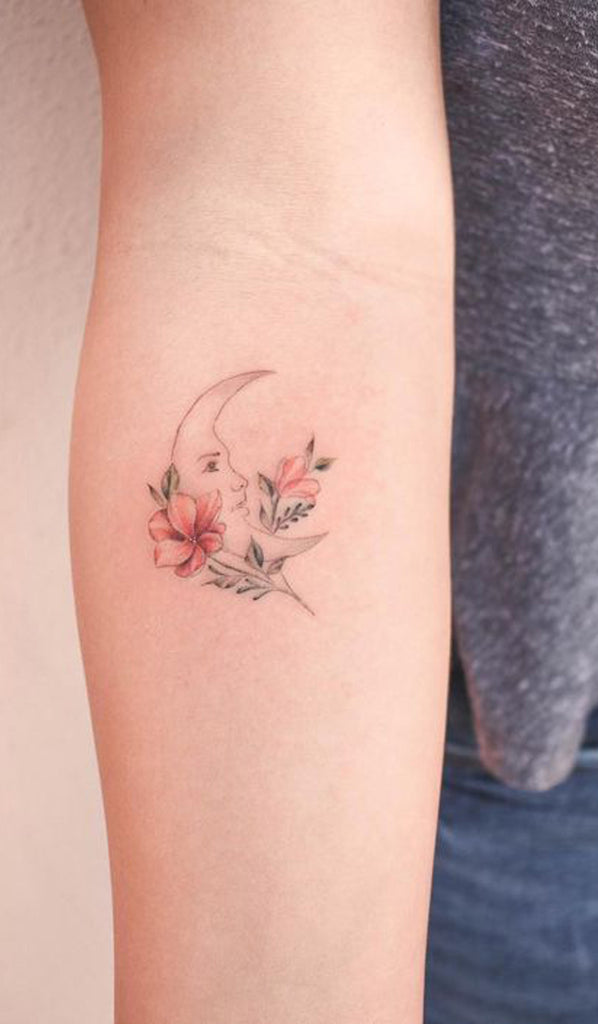 30 Small Unique Tattoo Ideas Inspired By Nature Mybodiart