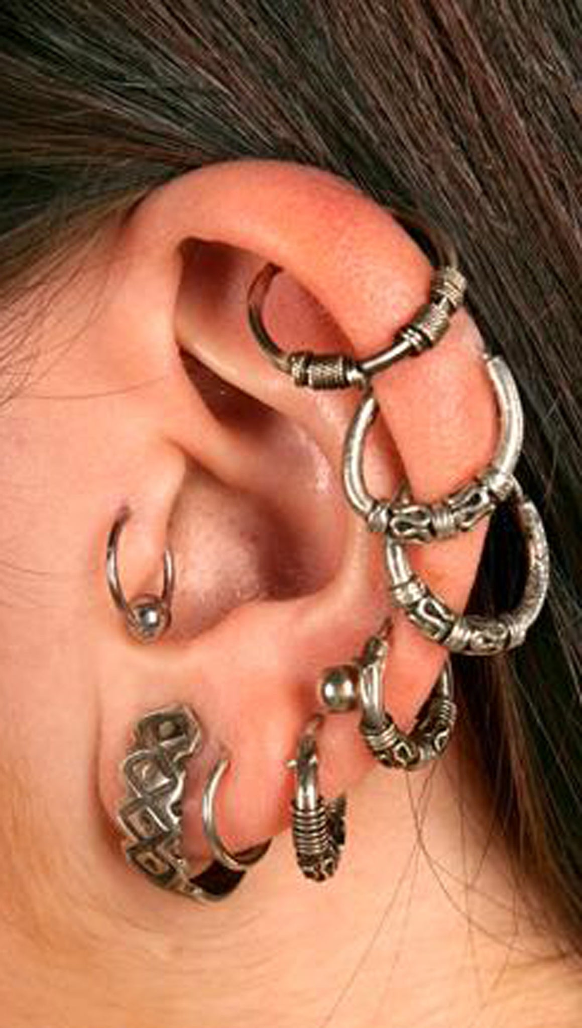 30 Unique Ear Piercing Ideas For The Adventurous Mybodiart