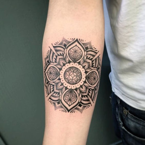 50 Mandala Tattoo Design Ideas For The Bold Mybodiart