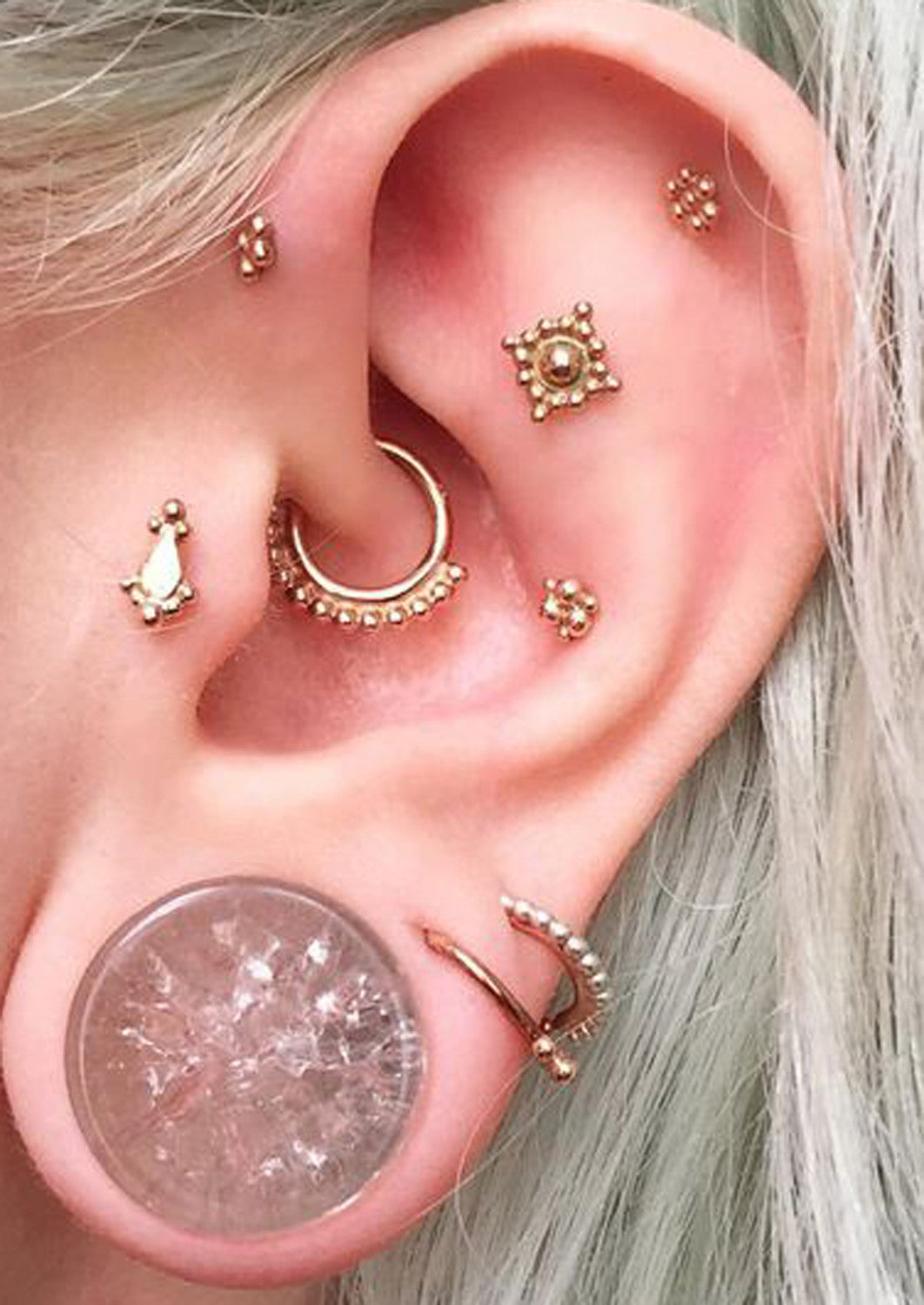 Free shipping BOTH ways on Earrings, Women, Pierced, from our vast selection of styles. Fast delivery, and 24/7/ real-person service with a smile. Click or call
