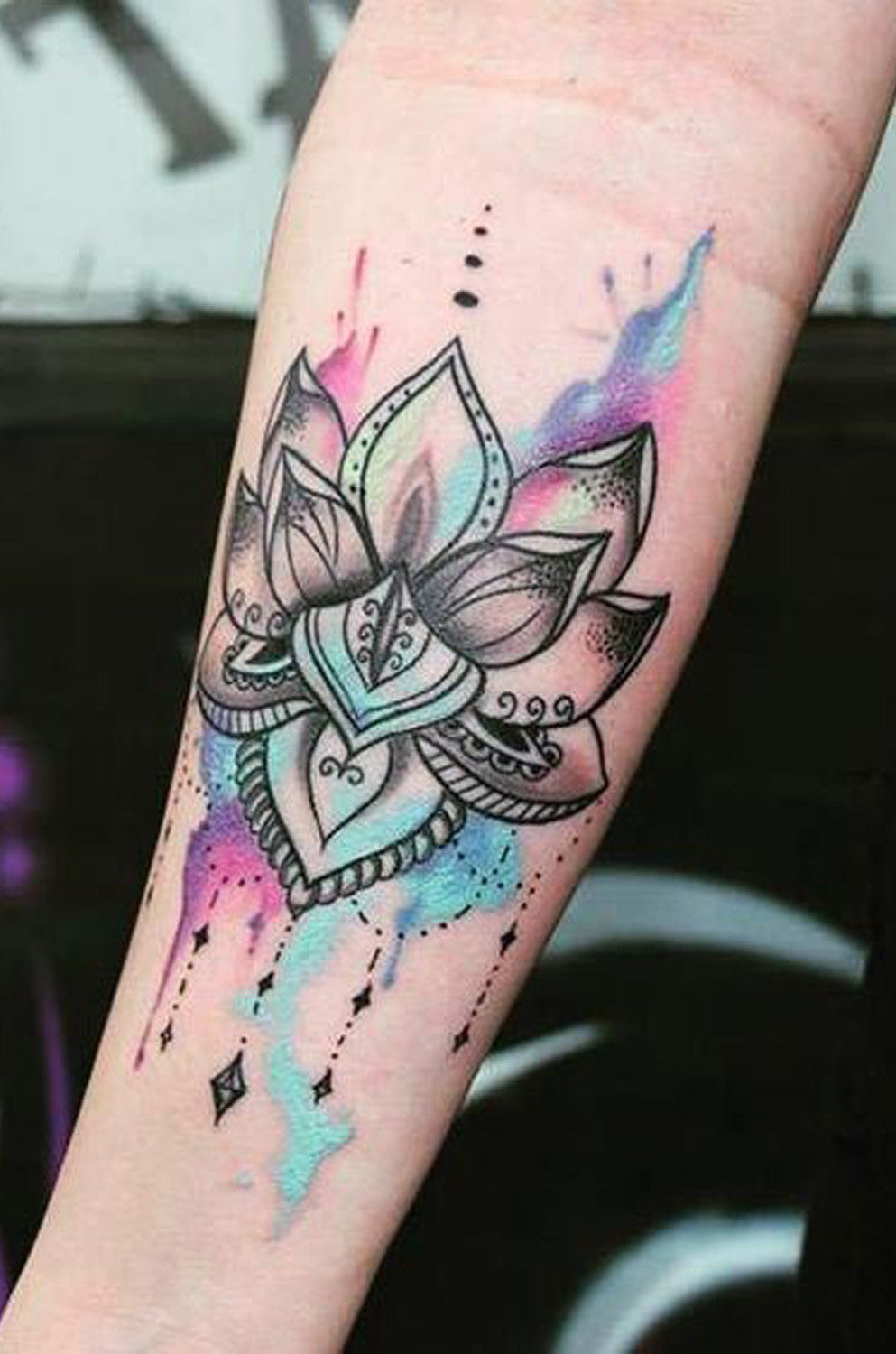 100 most popular lotus tattoos ideas for women mybodiart for Women tattoos ideas