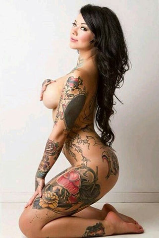 Leg Tattoos Ideas for Womens