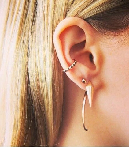 Ear Piercing Gallery at MyBodiArt