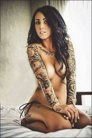 Arm Tattoos for Women