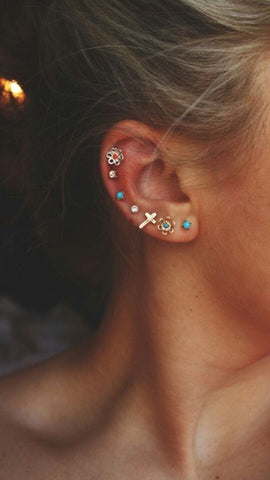 Cutest Ear Piercing Ideas 1000+ @ MyBodiArt