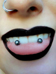 Tongue Piercing Ideas at MyBodiArt