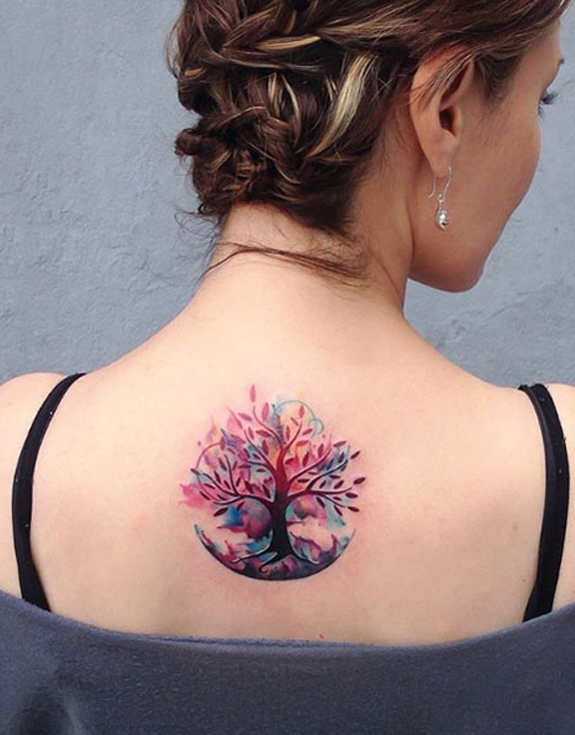 50 Beautiful Tree Tattoo Ideas For Women Mybodiart