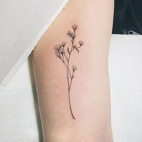 Flower Tattoo Drawings For Women Best Tattoo Ideas