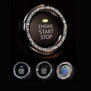 Bling Ring for Car Ignition Button