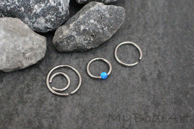 Interchangeable Piercing Jewelry at MyBodiArt