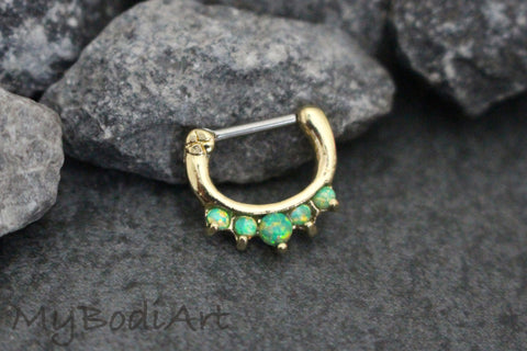 Rook Piercing Jewelry at MyBodiArt