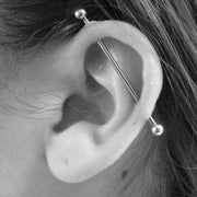Scaffold Piercing Jewelry at MyBodiArt