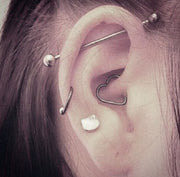 Industrial Piercing Jewelry at MyBodiArt