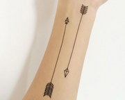 Womens Simple Tattoos at MyBodiArt
