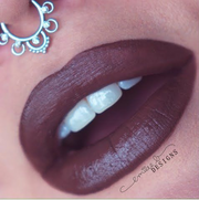 Crystal Fake Septum Piercing Jewelry Clicker Ring Hoop Retainer at MyBodiArt.com