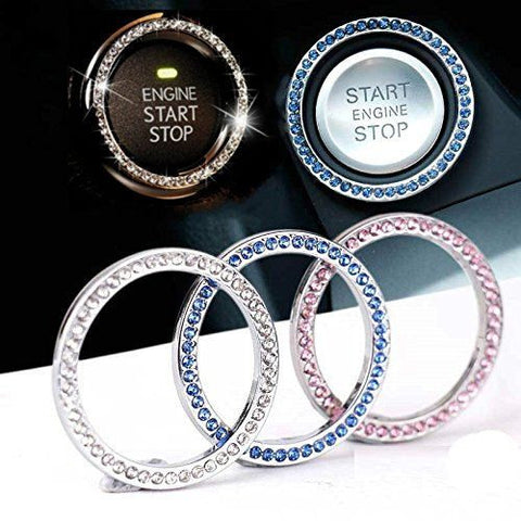 Swarovski Crystal Car Accessories
