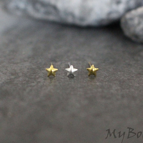 Star Nose Stud