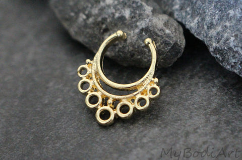 Septum Clip On