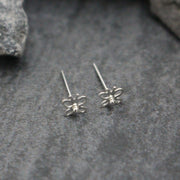 Nose Stud Silver, Nose Piercing, Tragus Earring, Cartilage Earring, Tragus Stud, Cartilage Piercing, Helix Stud, Helix Earring, Butterfly