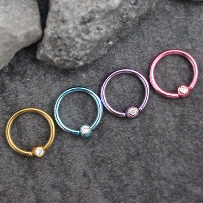 Cartilage Ring, Helix Hoop, Cartilage Hoop Earring, Helix Ring, Tragus Earring, Tragus Jewelry, Daith Piercing Rook Earring,Lip Ring Eyebrow