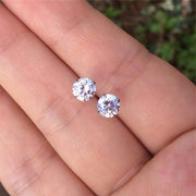 Crystal Ear Piercing Jewelry Ideas Earrings for Cartilage, Helix, Conch, Tragus, Earlobe - www.MyBodiArt.com