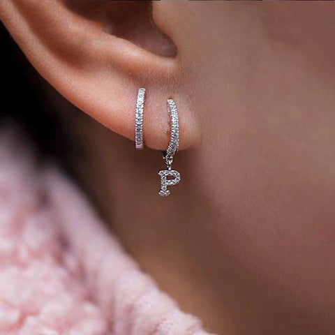 Cute Multiple Ear Piercing Ideas for Women - www.MyBodiArt.com #earrings #earpiercings