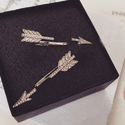 Zara Arrow Ear Climber Earring