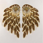 Gold Heaven Earring Jacket - MyBodiArt.com