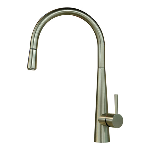 Gessi Just B-Nickel Pull-out Mixer-20577