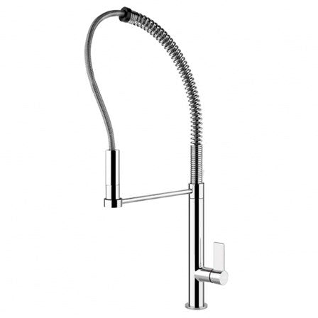 Gessi Chrome Emporio Pull-out Spray Mixer-23543
