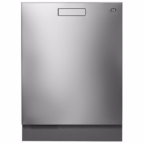 Asko 82cm 12 Program Stainless Steel Built-in Dishwasher