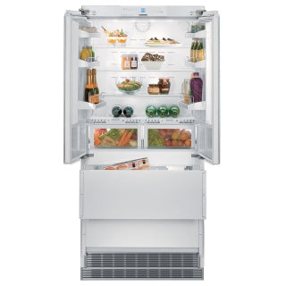 Liebherr Integrated French Door Fridge-ECBN 6256
