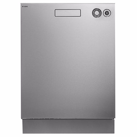 Asko 86cm 6 Program Extra Large Stainless Steel Built-in Dishwasher