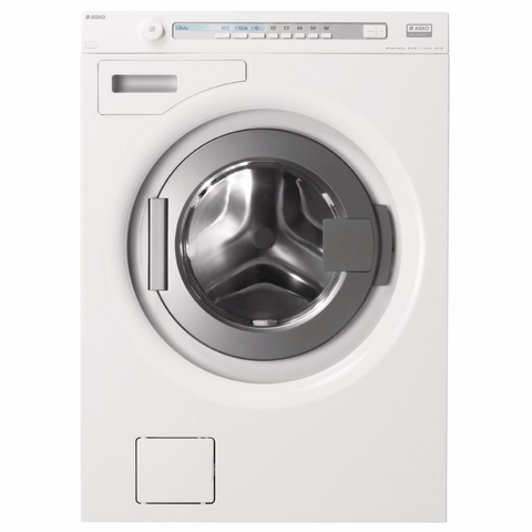 Asko 10kg 1400 RPM Hot & Cold Connection Washing Machine