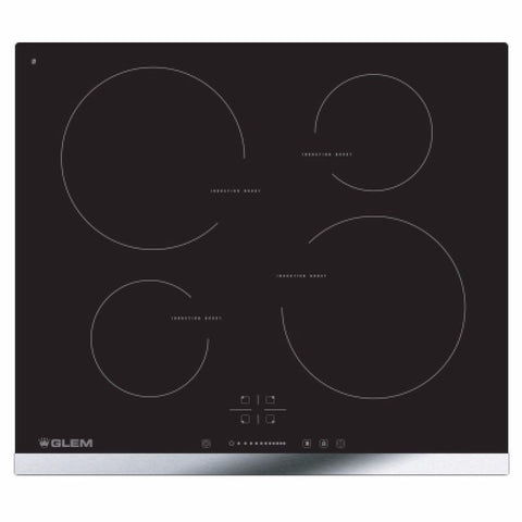 Glem 60cm 4 Zone Induction Cooktop