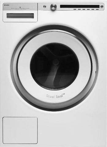 Asko 8KG 1600RPM Logic interface washer W4086P    WELS Registration Number: C01467   WELS rating: 5 stars, 56L/wash. Energy rating: 5 stars, 216 kWh per year.