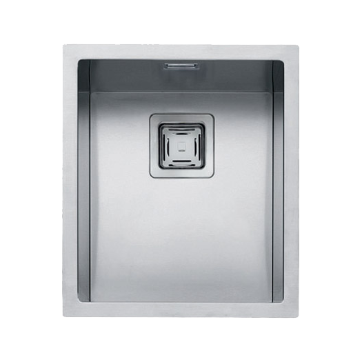 Barazza Cubo Single Square Bowl Sink