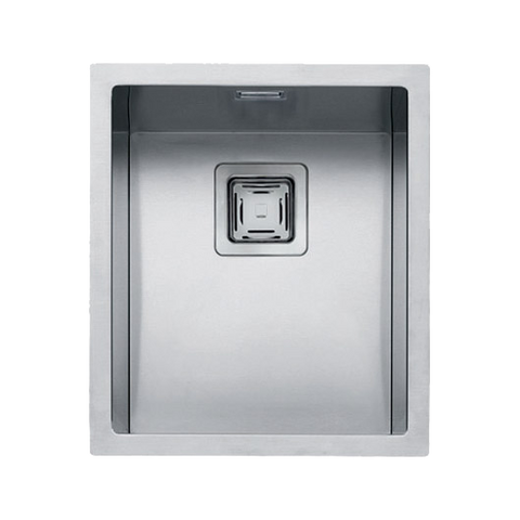 Barazza Cubo Single Square Bowl Sink-AFS340